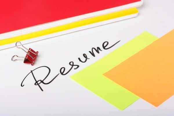 how to go about filling the resume gap