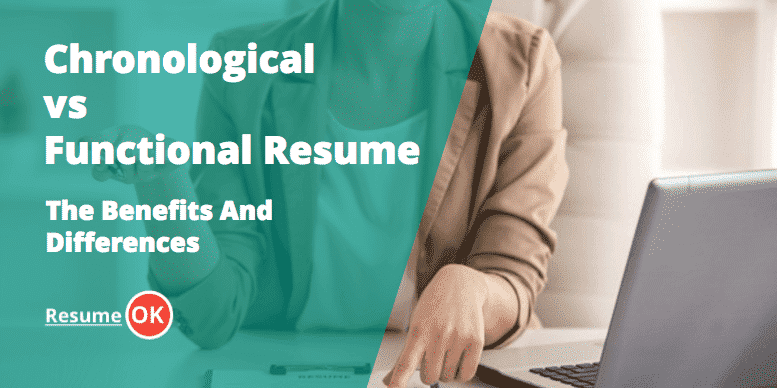 The Difference Between Chronological And Functional Resume