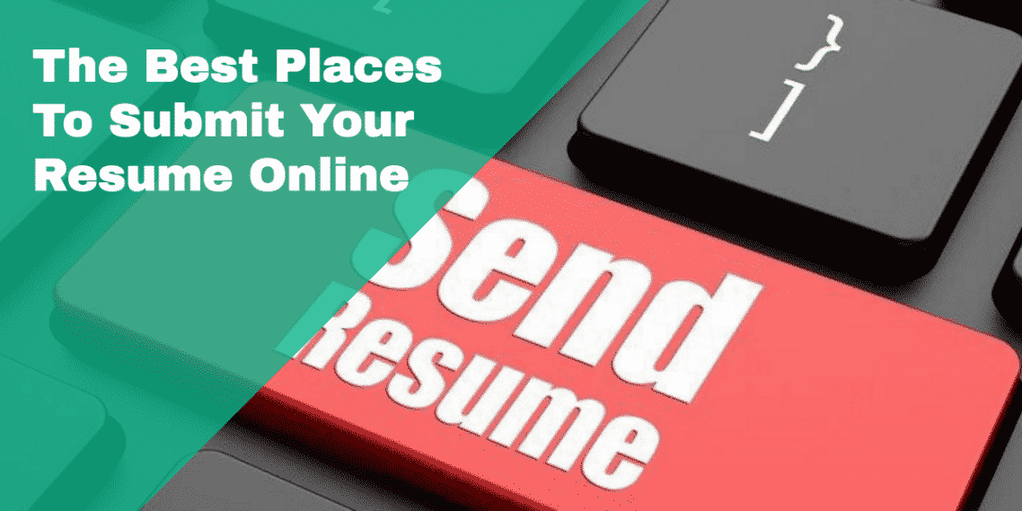 the best places to submit your resume online