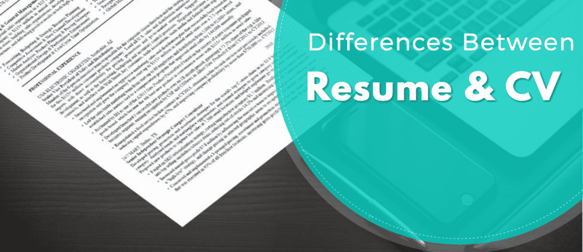 What Is The Difference Between CV And Resume