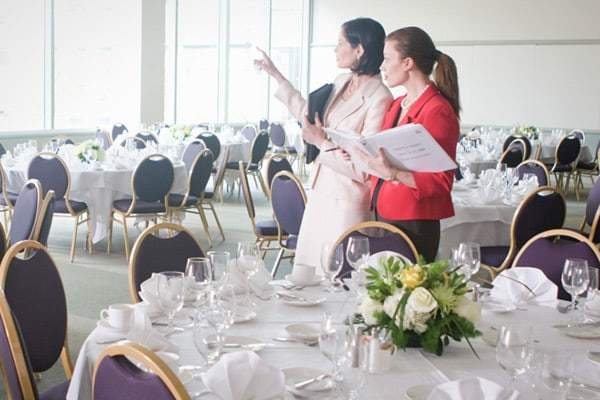 event planner resume writing tips